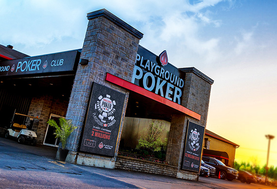 Playground Poker Club